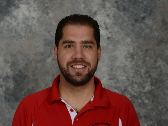 staff photo of Andres Benitez
