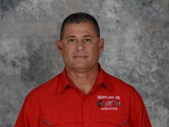 staff photo of Ron Adame