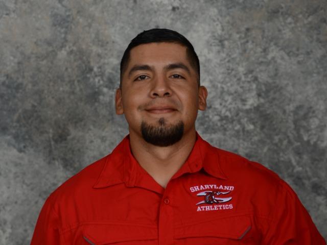 staff photo of Manuel Morales