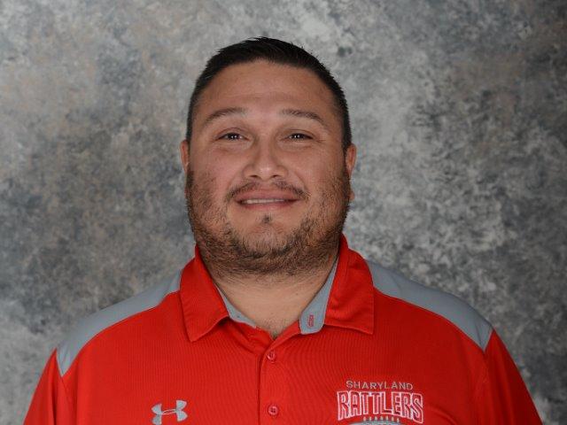 staff photo of Tony Flores