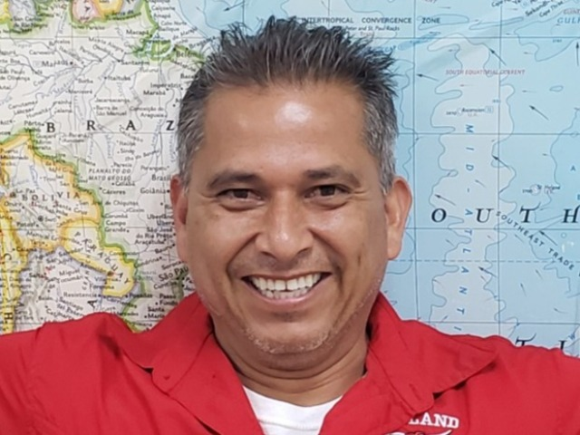staff photo of Mario Garcia