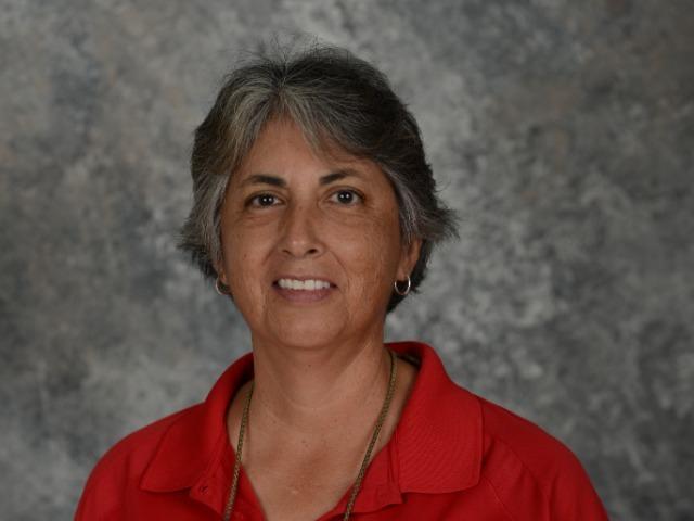 staff photo of Velma Garcia