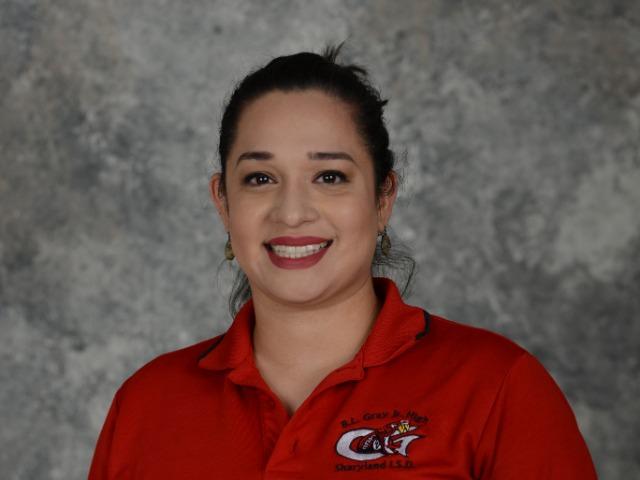 staff photo of Kasandra Aguilar
