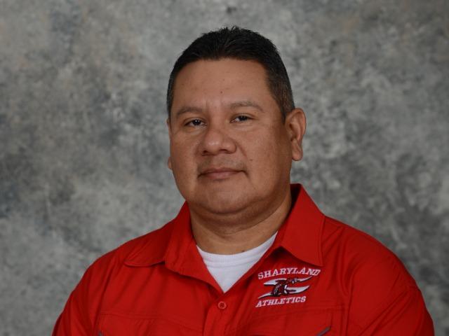 staff photo of G Almedia