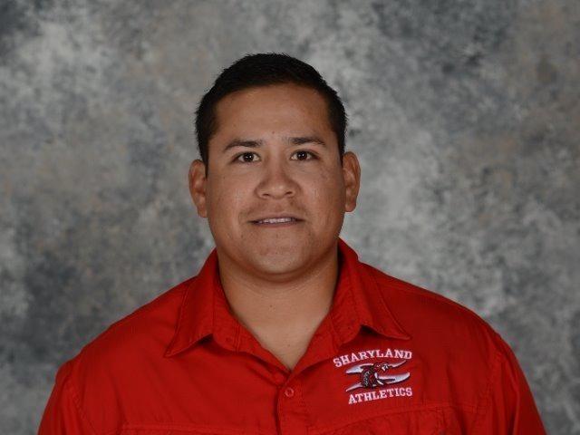 staff photo of Brian Valencia
