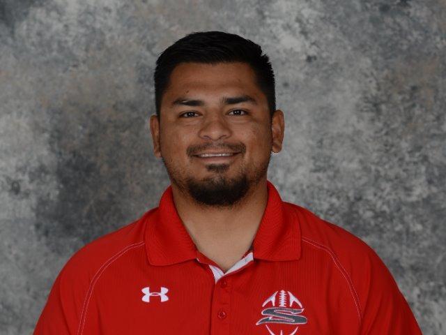 staff photo of Marcus Perez