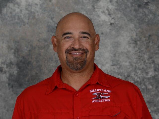 staff photo of Mike  Salinas