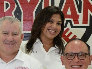 staff photo of Alyssa Garza