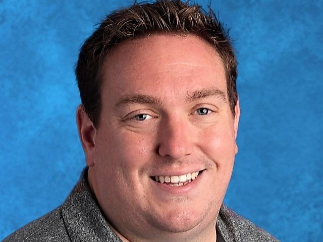 staff photo of Kyle Beggs
