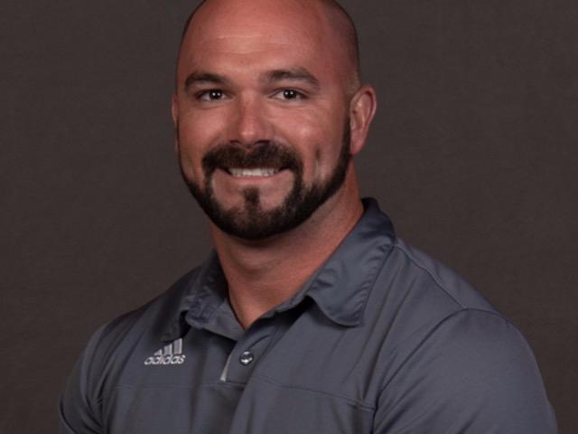staff photo of Eric Harrington