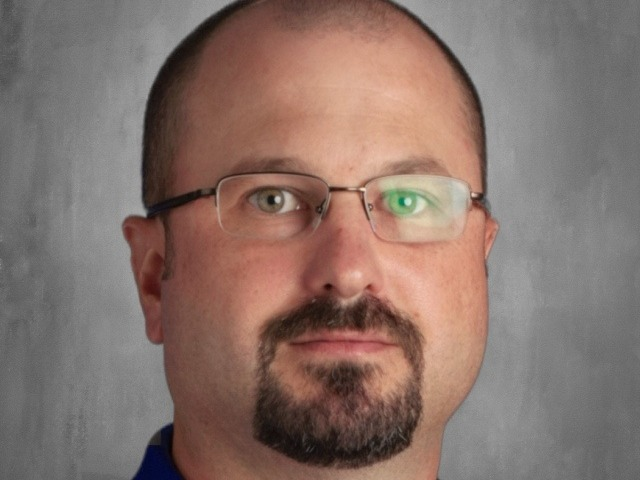 staff photo of Kyle Wood