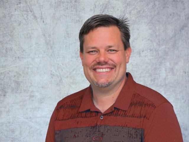 staff photo of Scott Wright