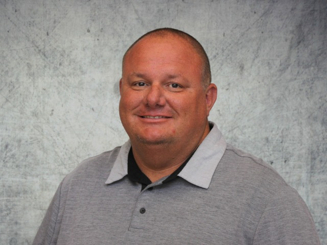 staff photo of Bill Covington