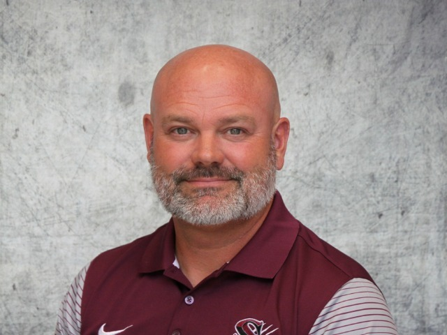staff photo of Tony Coffey