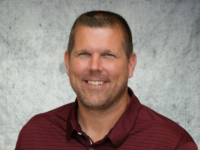 staff photo of Tim Stewart
