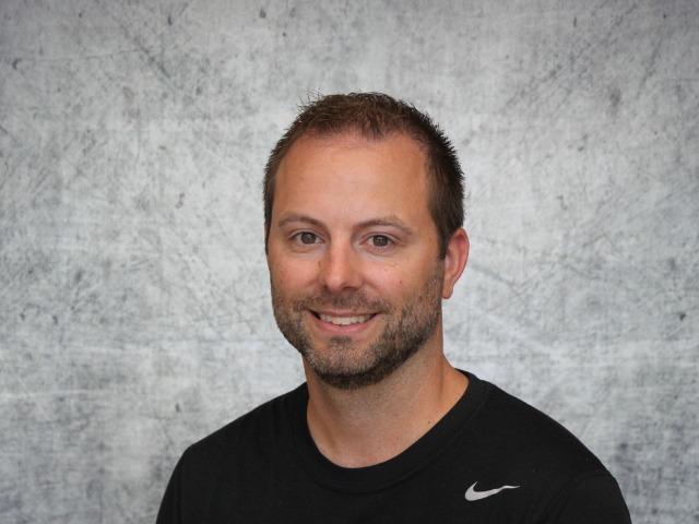 staff photo of Tim Rippy