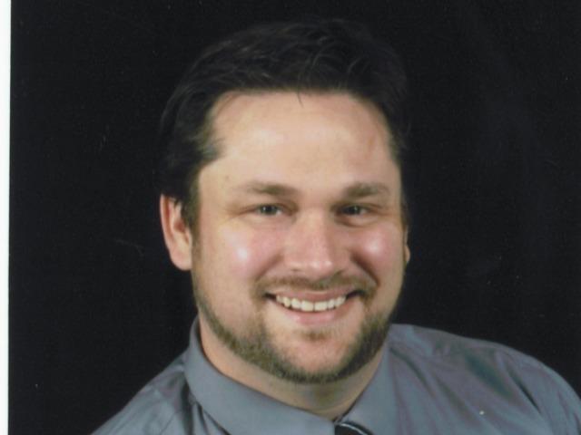 staff photo of Bryan York