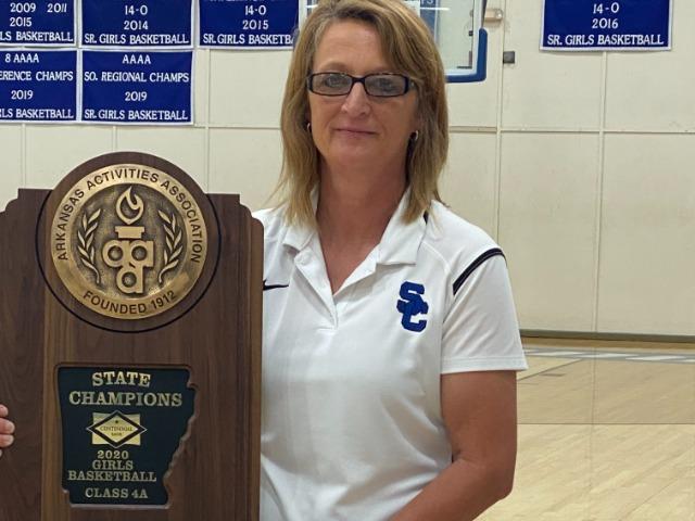 staff photo of Becky Yarbrough