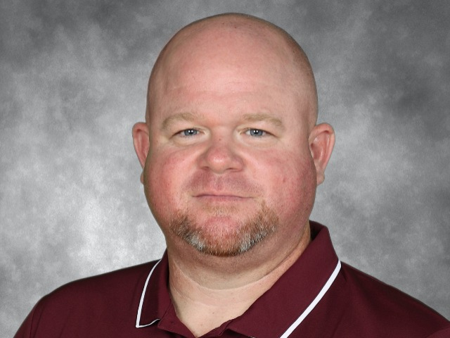 staff photo of Preston Gill