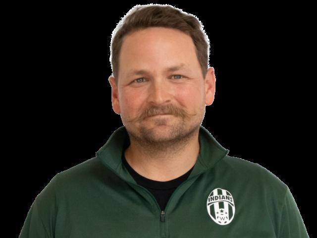 staff photo of Seth Riley