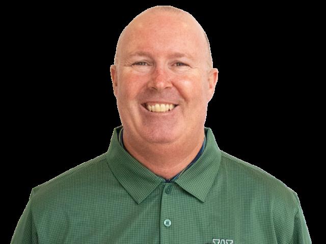 staff photo of Craig Koch