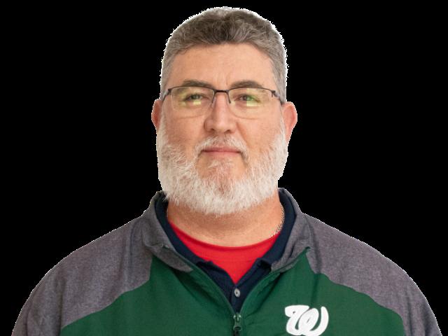 staff photo of Larry Burton
