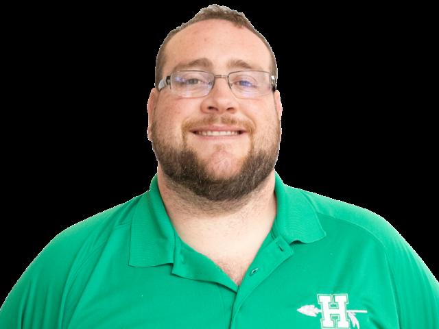 staff photo of Toby Mash