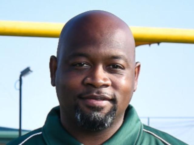 staff photo of E.J. Hairston