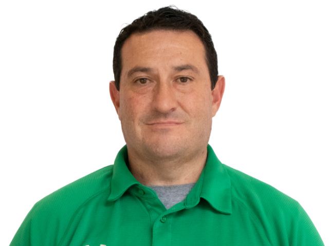 staff photo of Chris Gonzales