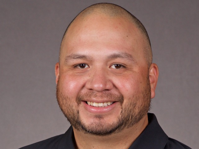 staff photo of Armando Garza
