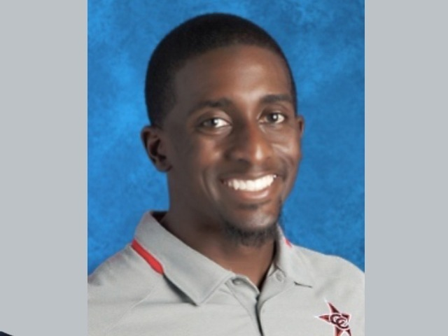 staff photo of Jarelle English