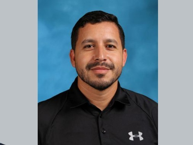 staff photo of Andrew Martinez