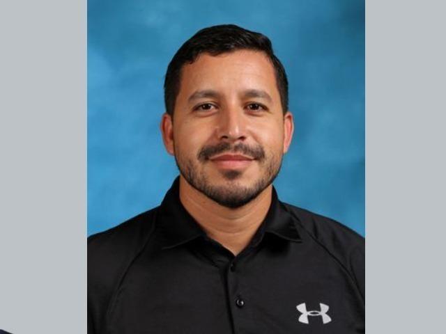 staff photo of Andrew Martinez