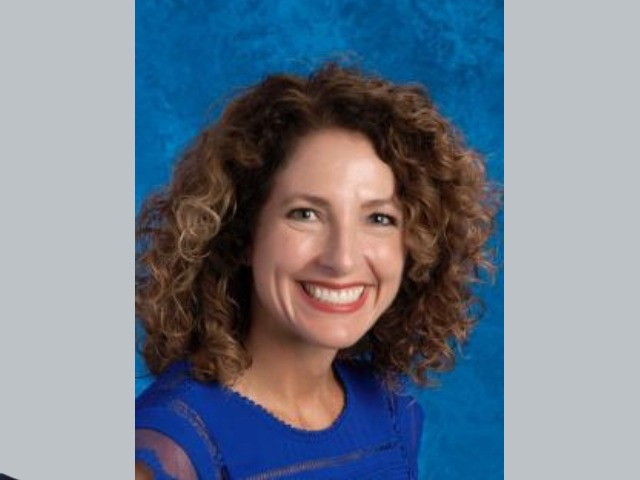 staff photo of Jennifer Hayden