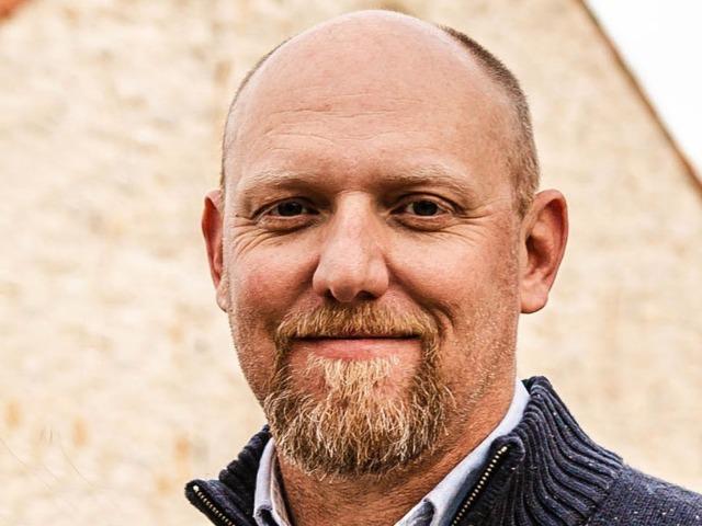 staff photo of Kirk Johnson