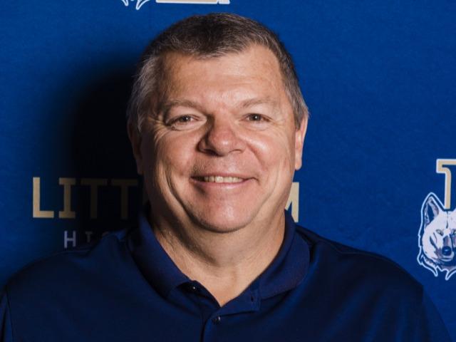 """staff photo of Mark """"Doc""""  Stine"""