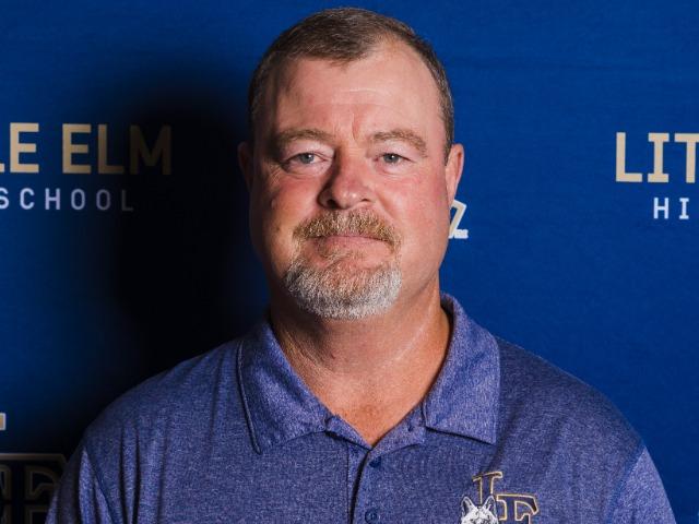 staff photo of Tim Lewis
