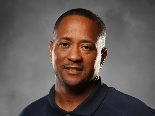 staff photo of Kendrick Brown