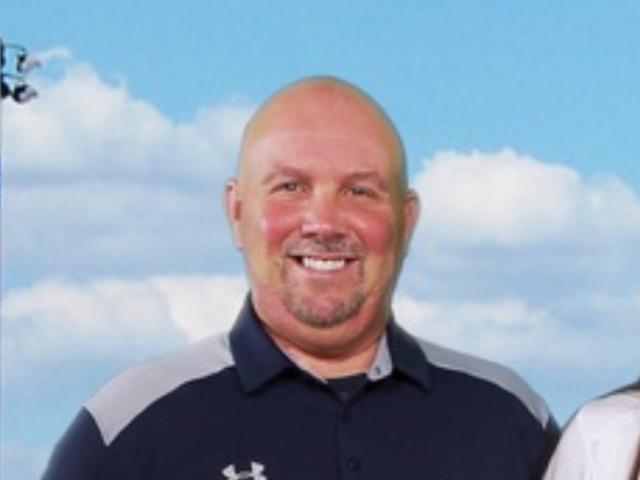 staff photo of Mitchell Davis
