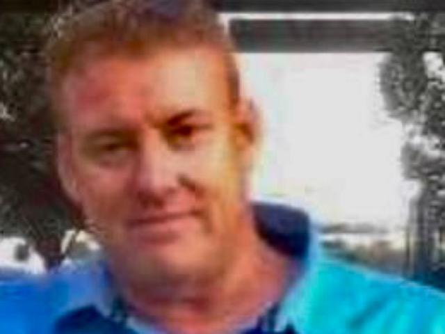 staff photo of Mike McBride