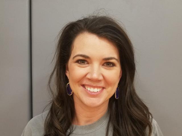 staff photo of Lauren  Parker