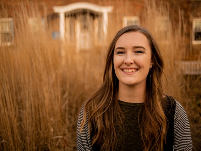 staff photo of Hannah Widman