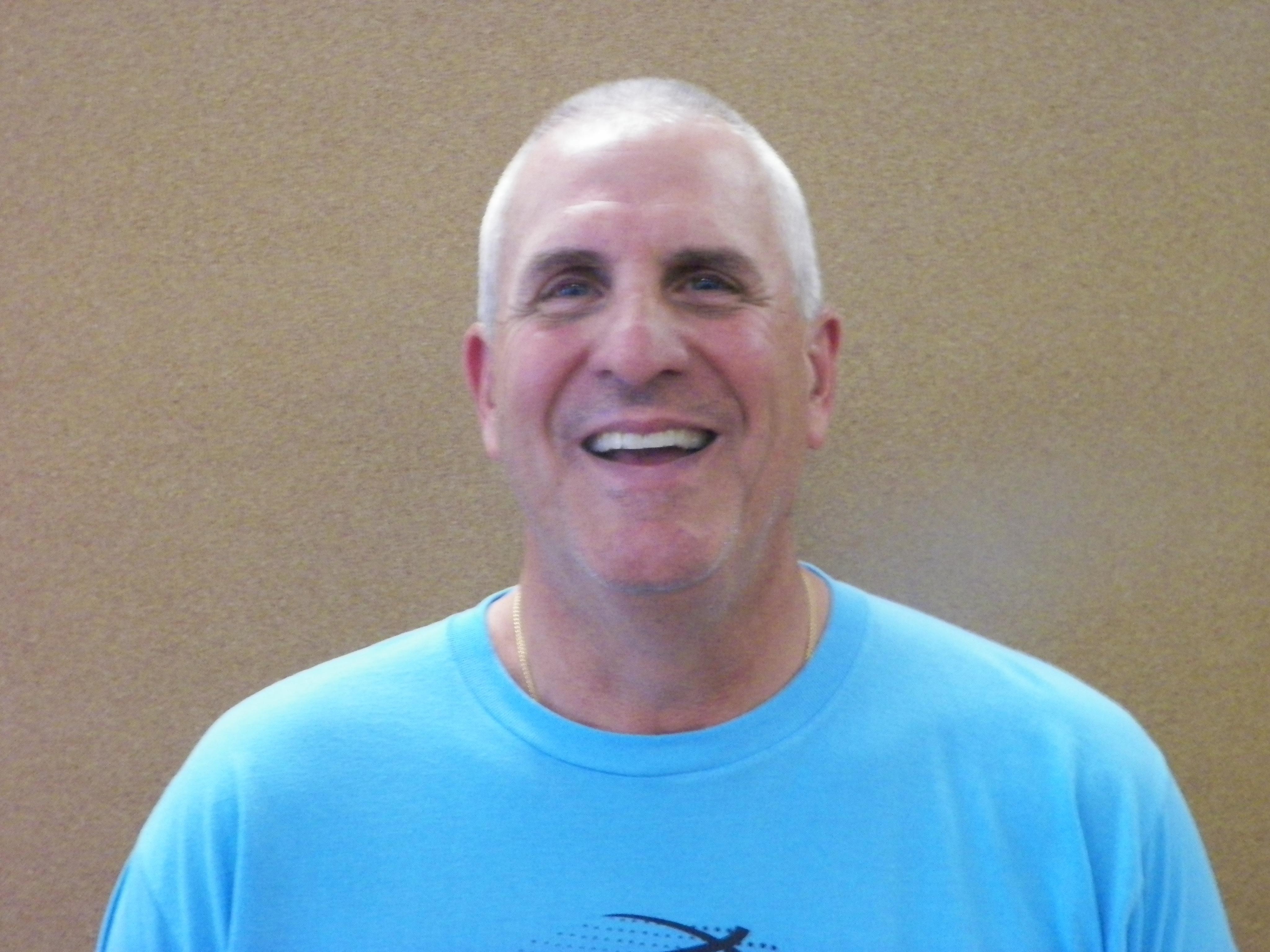 staff photo of Tom Goff