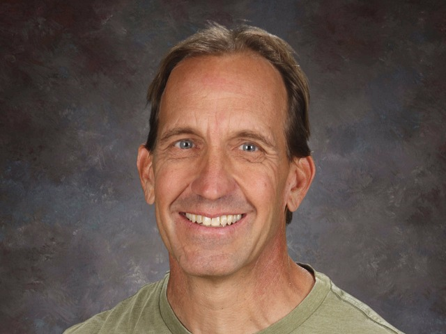 staff photo of Robb Reece