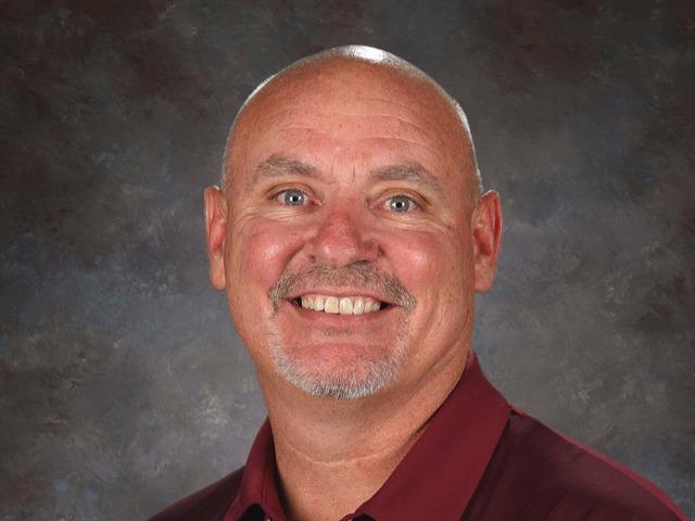 staff photo of Gregg Hawkins