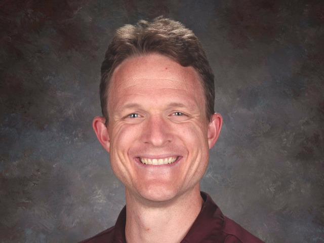 staff photo of Micheal Orcutt