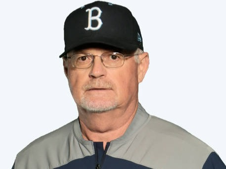 staff photo of Jack Burgess