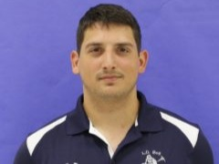 staff photo of Bert Sanchez