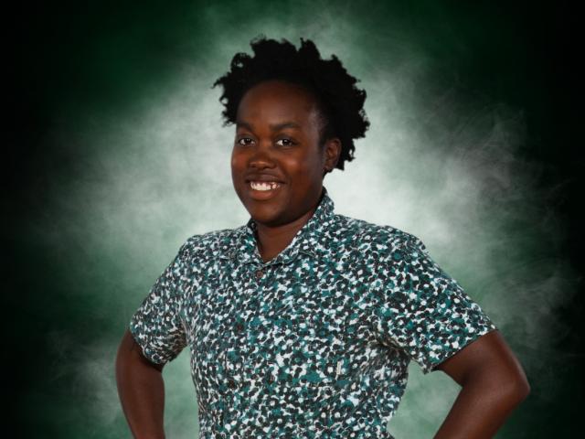 staff photo of Eleseba Tanksley