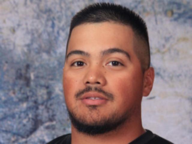 staff photo of Jeremy Valadez